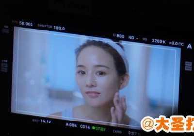 张钧甯演的广告 这可能是你见过最美的张钧甯