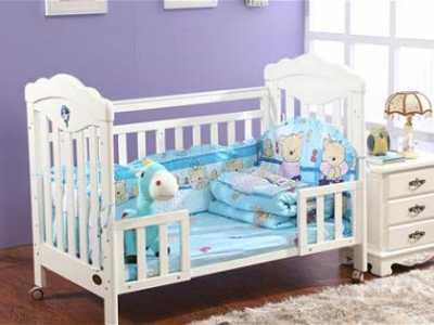 婴儿床风水摆放禁忌 婴儿床上放什么风水