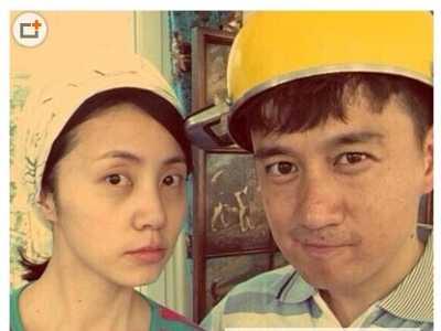 黄磊老婆怀孕照 黄磊老婆孙莉个人资料和照片